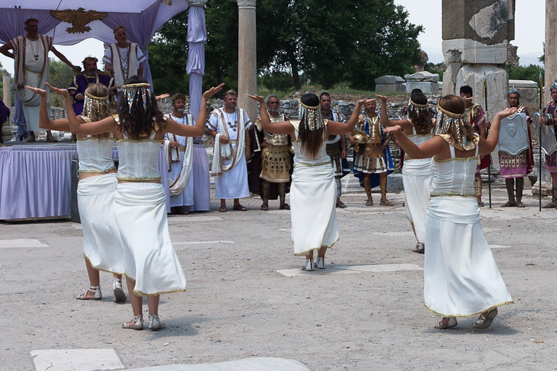 Performance at Ephesus