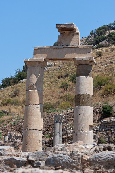 Prytaneion (where religious ceremonies were held)