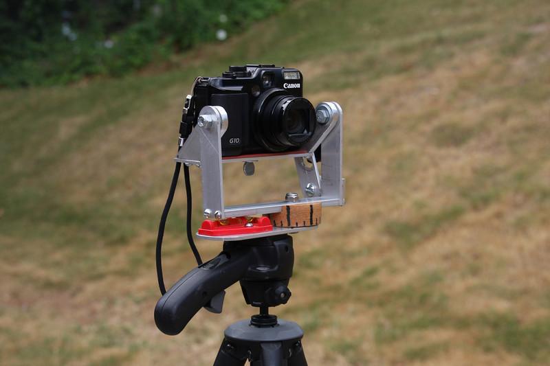ArgusPan with Canon G 10
