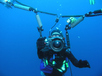 Underwater Camera Equipment