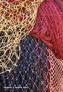 FISHING NETS - PORTUGAL