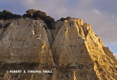 PETRIFIED SAND DUNES - SPAIN
