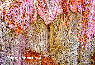FISHING NETS, PORTUGAL