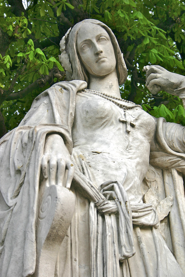 statue- Jardin Du Luxembourg