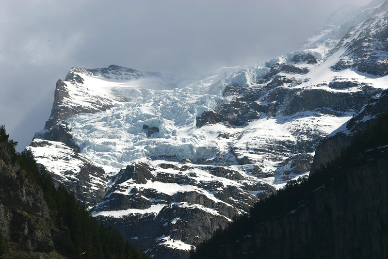 Swiss Alps- Jungfrau region (up-close)