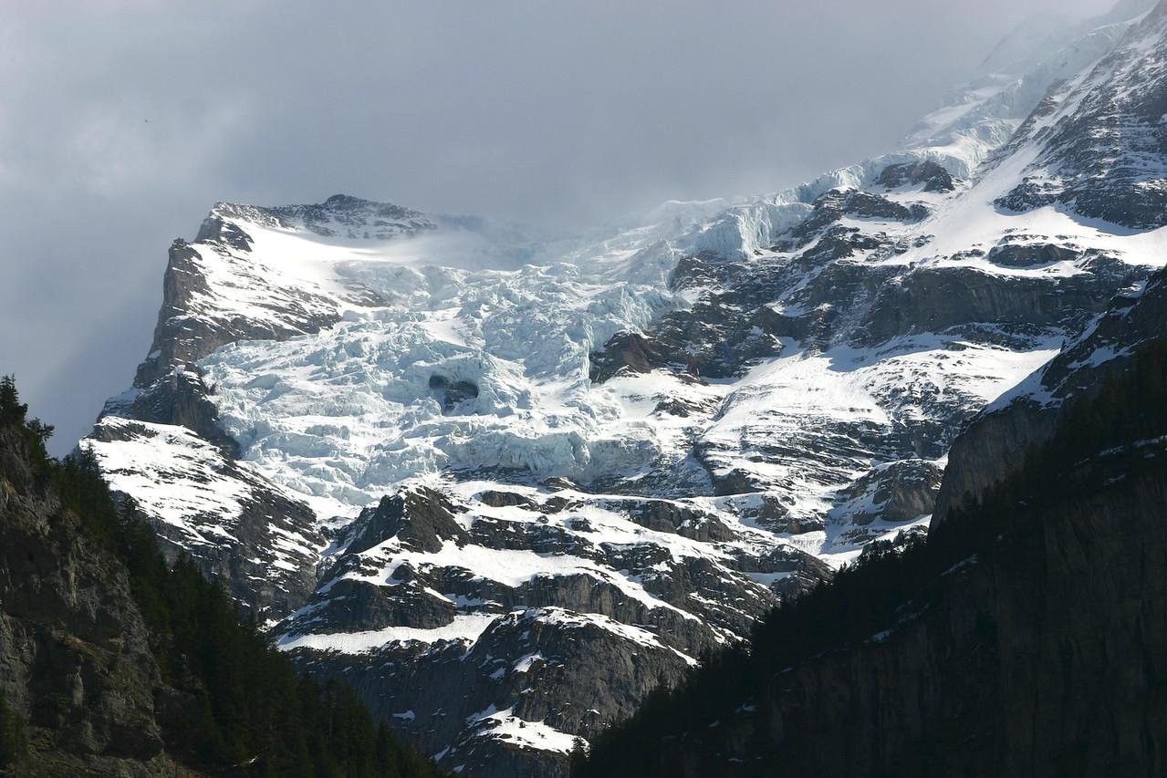Swiss Alps- Jungfrau region (up-close)