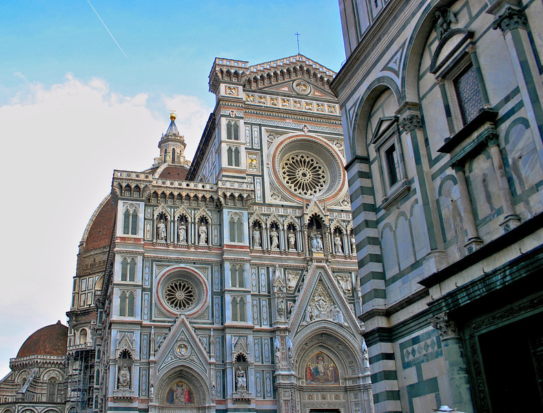 Duomo Cathedral- Florence 4