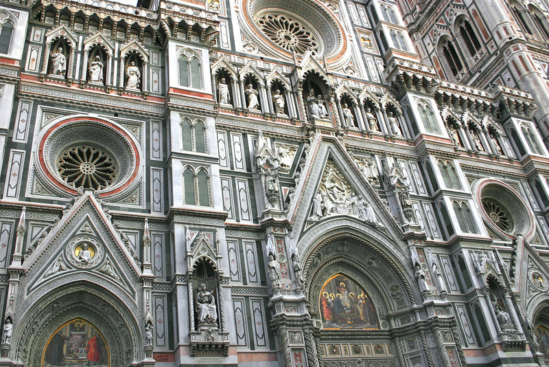 Duomo Cathedral- Florence 2