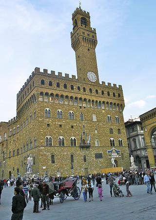 Palazzo Vecchio- Florence