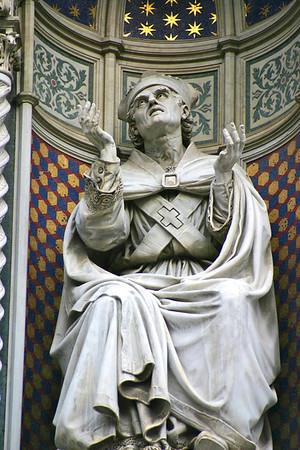 Duomo Cathedral- Florence 13