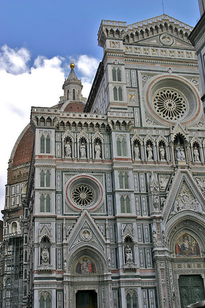 Duomo Cathedral- Florence 3