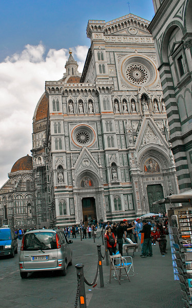 Duomo Cathedral- Florence, Italy