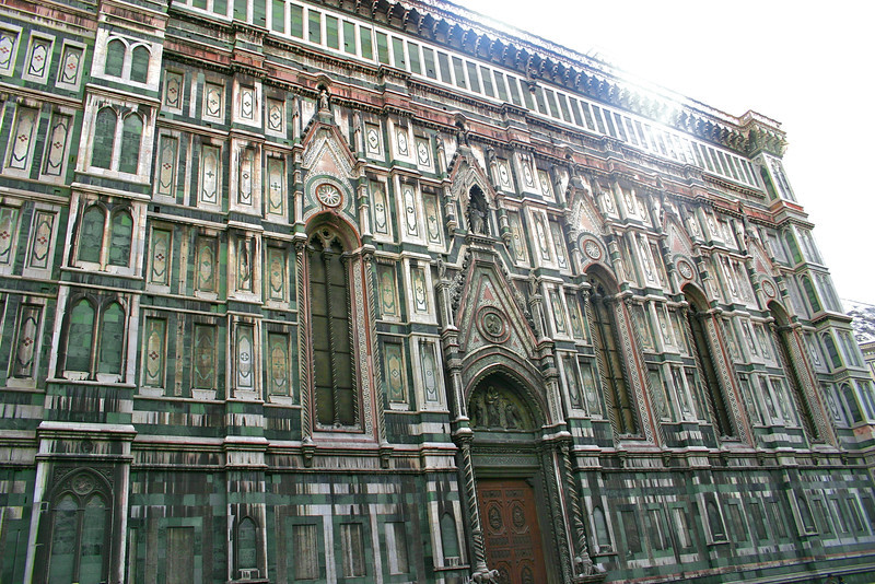 Duomo Cathedral- Florence 17