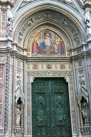 Duomo Cathedral- Florence 7
