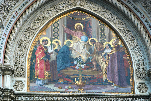 Duomo Cathedral- Florence 9