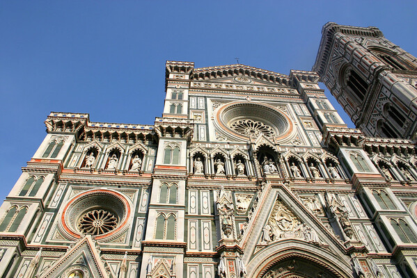 Duomo Cathedral- Florence 14