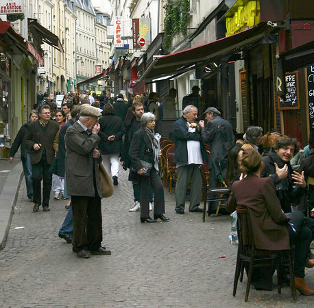 more Rue Mouffetard