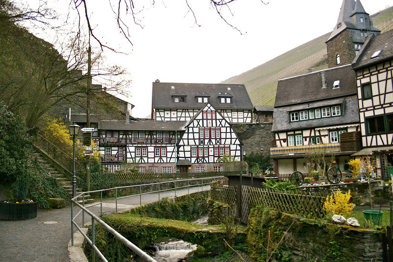 "Malerwinkel ""Painter's Corner""- Bacharach"