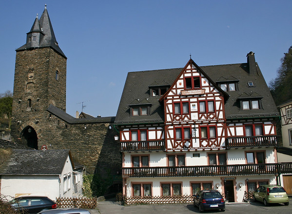 Pension Im Malerwinkel front view