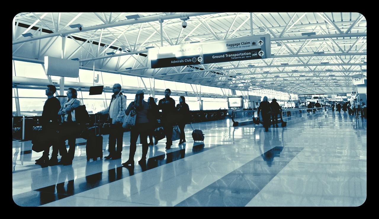 JFK Airport- New York