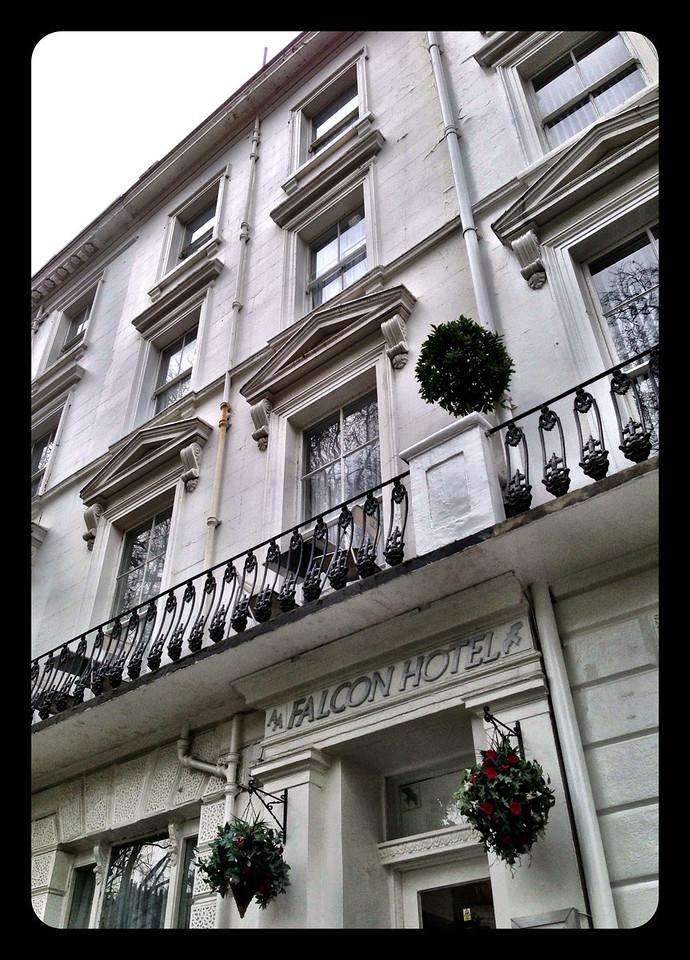 Falcon Hotel- London, England
