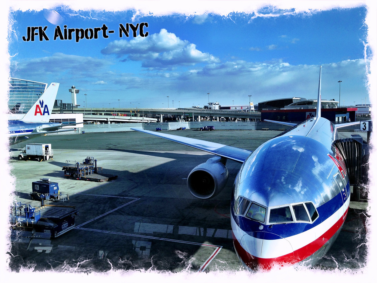 JFK Airport- New York