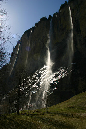 Staubbach Waterfall 8