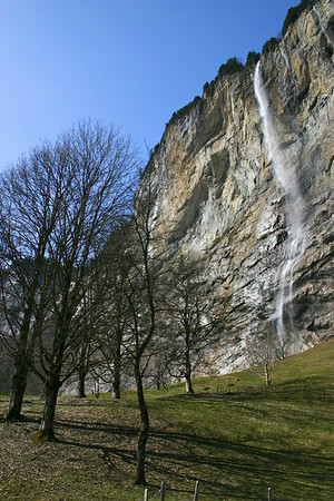 Staubbach Waterfall 5