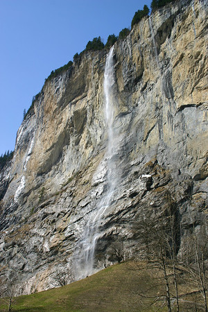 Staubbach Waterfall 3