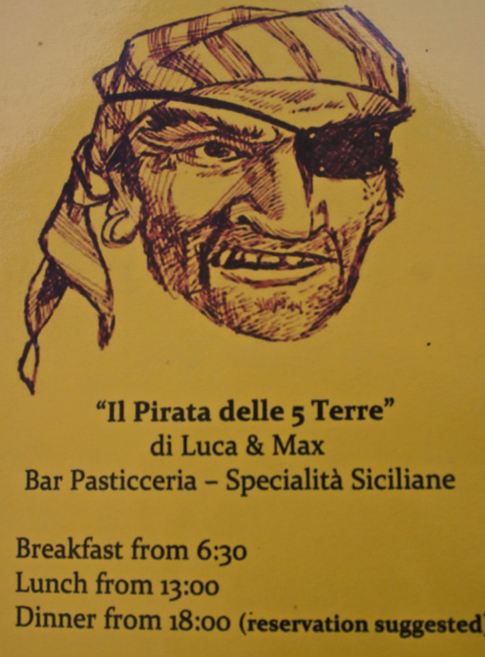 Il Pirata- great pastries & expresso!
