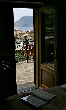 view from our room- Camere Guiliano