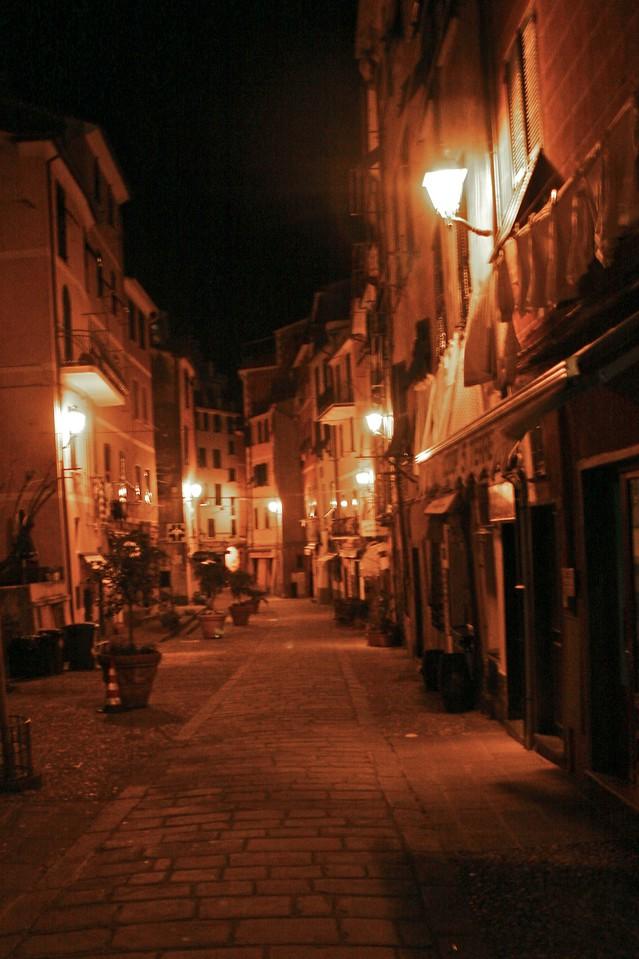 Vernazza at night 2