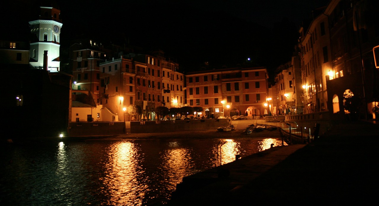 Vernazza at night 3