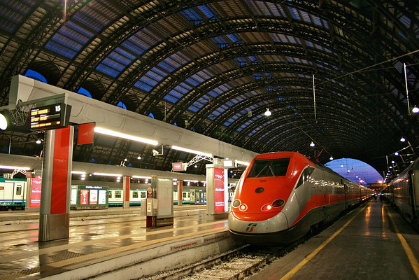 Milan, Italy Central Station