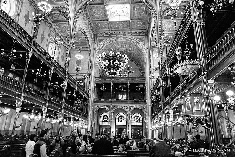 Great Synagogue, Budapest #462