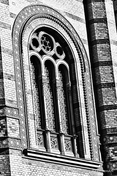 Great Synagogue, Budapest #439