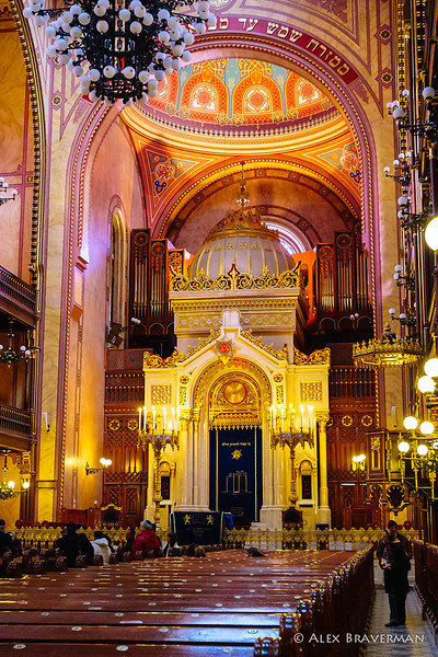 Great Synagogue, Budapest #485