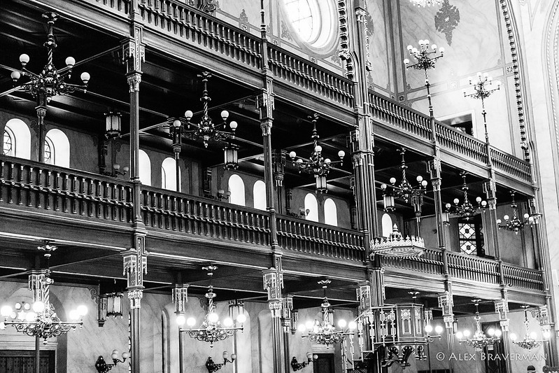 Great Synagogue, Budapest #477