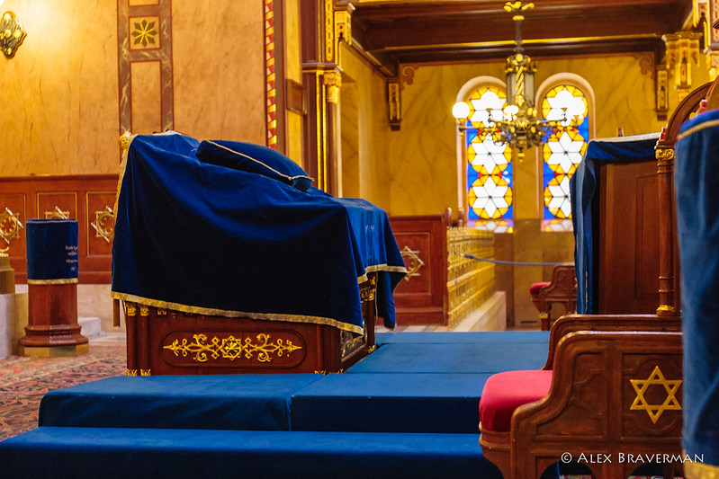 Great Synagogue, Budapest #459