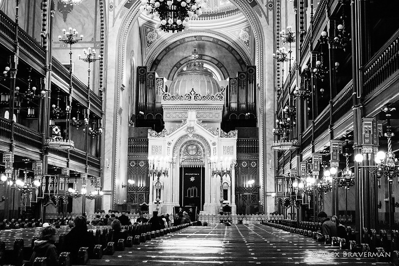 Great Synagogue, Budapest #488
