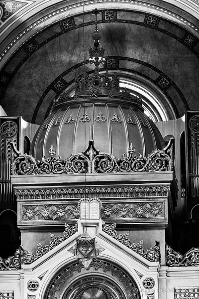 Great Synagogue, Budapest #537