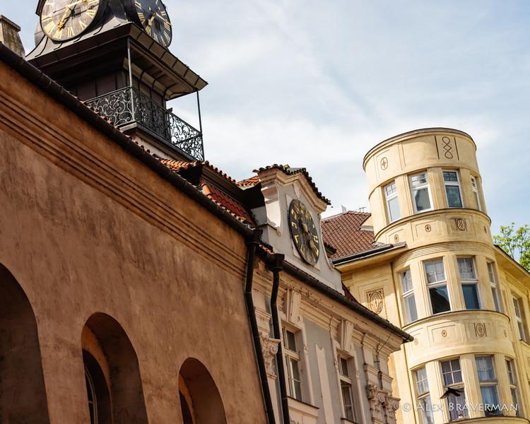 Jewish Quarter, Prague #350