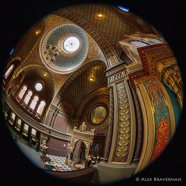 Spanish Synagogue, Prague #28