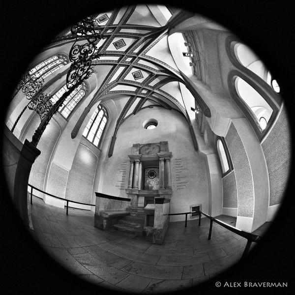 Pinkas Synagogue, Prague #40