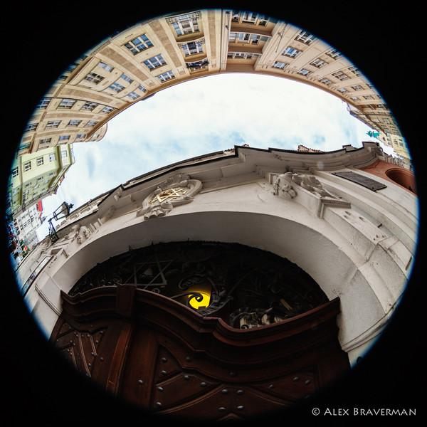 Jewish Quarter, Prague #114