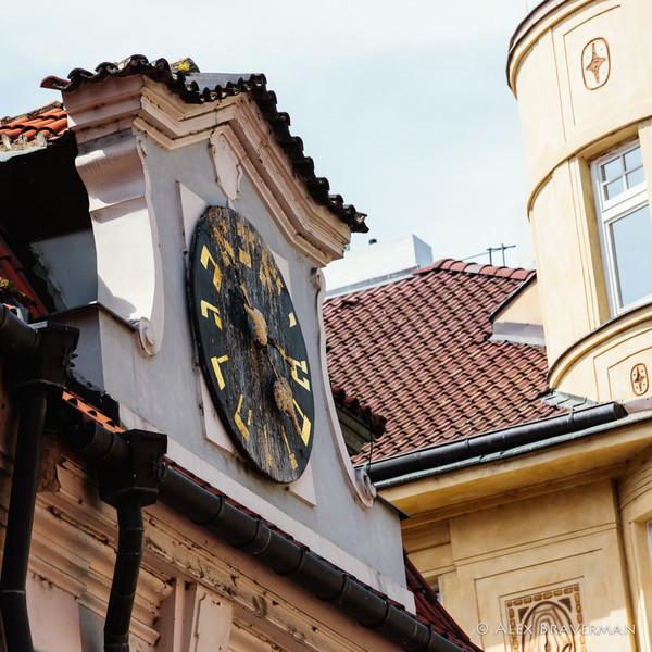 Jewish Quarter, Prague #351
