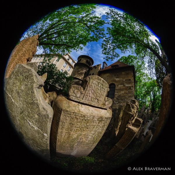 Old Jewish Cemetery, Prague #90
