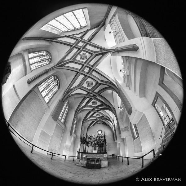 Pinkas Synagogue, Prague #34