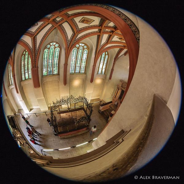 Pinkas Synagogue, Prague #44