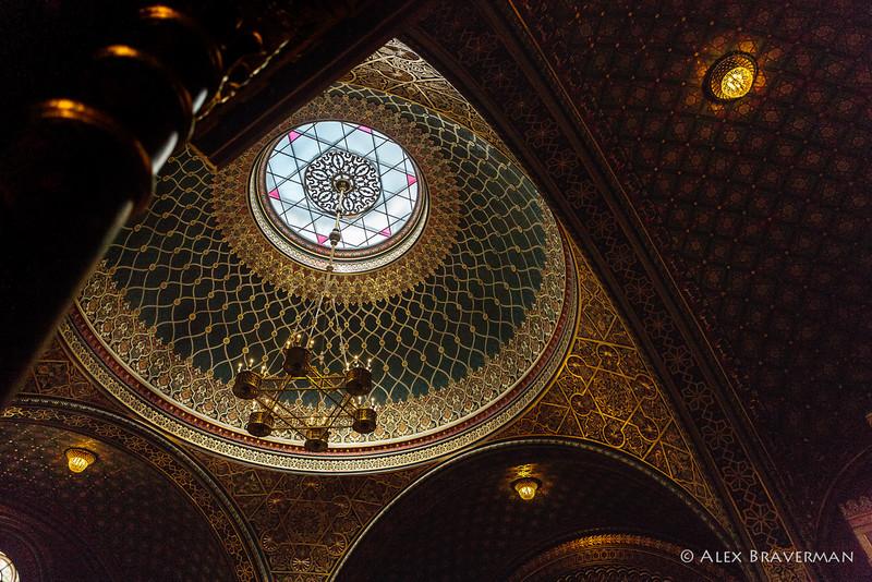 Spanish Synagogue, Prague #5